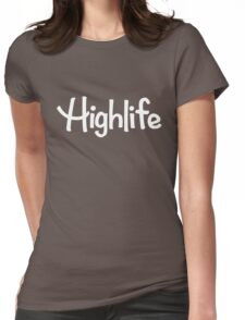Highlife Shirt (Light) (Leafless Version) Womens Fitted T-Shirt