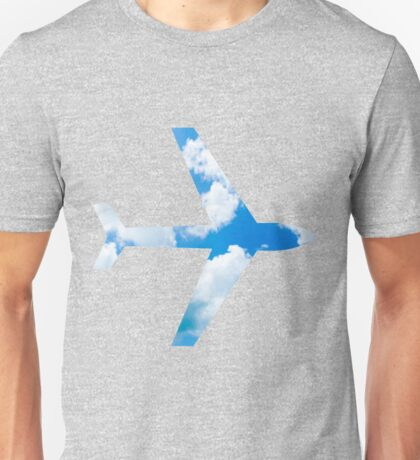 Airplanes Unisex T-Shirt
