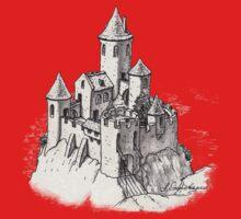 Castle One Piece - Short Sleeve