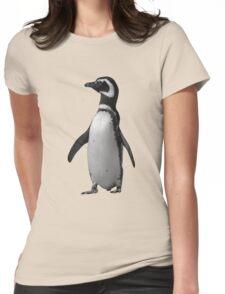Magellanic Penguin, Falkland Islands Womens Fitted T-Shirt