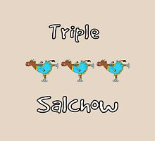 Triple Salchow Cow Unisex T-Shirt