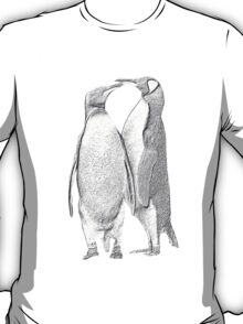 King Penguins, South Georgia T-Shirt