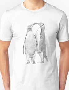 King Penguins, South Georgia Unisex T-Shirt