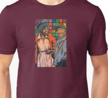 Aunt Esther vs. Fred Sanford  Unisex T-Shirt