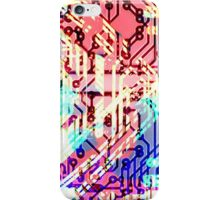 circuit recognition iPhone Case/Skin