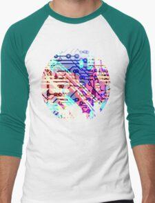 circuit recognition Men's Baseball ¾ T-Shirt
