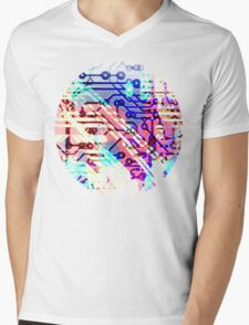 circuit recognition Mens V-Neck T-Shirt