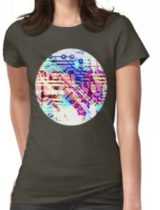 circuit recognition Womens Fitted T-Shirt