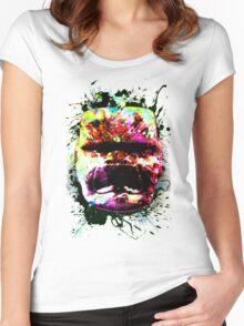 Applying jade Women's Fitted Scoop T-Shirt