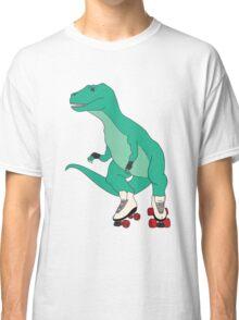 Tyrollersaurus Rex Classic T-Shirt