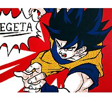 Pop Fusion - Goku Photographic Print