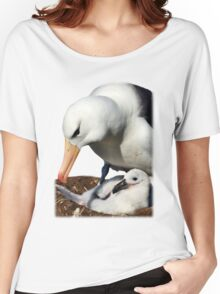 Black-browed Albatross, Falkland Islands Women's Relaxed Fit T-Shirt