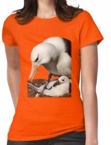 Black-browed Albatross, Falkland Islands Womens Fitted T-Shirt