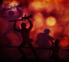 Silhouettes and Shadows by Lynnette Peizer