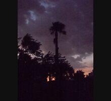 Approaching storm, Apple Valley, CA USA Unisex T-Shirt