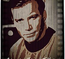 Captain James T Kirk Star Trek by fantasytripp