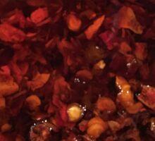 Red Hot Chili Sauce Sticker