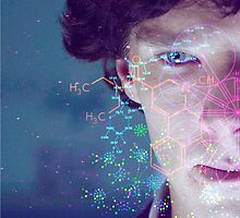 SHERLOCK by georgina edwards