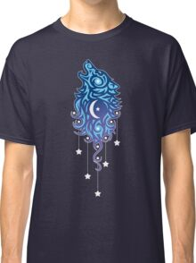 Star Wolf Tribal Classic T-Shirt