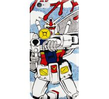 Pop Fusion - R-78 Gundam iPhone Case/Skin