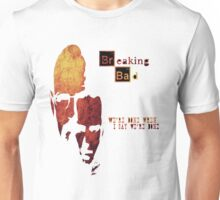 Breaking Bad - Walter And Jesse Awesome Design! Unisex T-Shirt