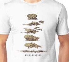 Evolution Zerg Unisex T-Shirt