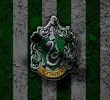 Slytherin by Stewart Leach