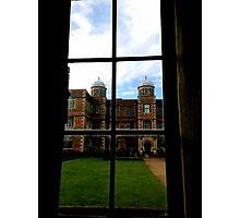 Window. Doddington Hall, Lincolnshire Photographic Print