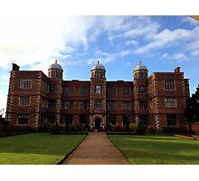 Doddington Hall, Lincolnshire Photographic Print