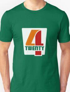Four Twenty Unisex T-Shirt
