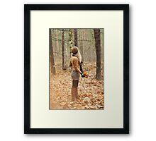 It is autumn Framed Print