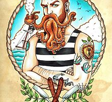 Davey Jones by Isobel Von Finklestein