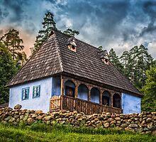 Country house by Dobromir Dobrinov