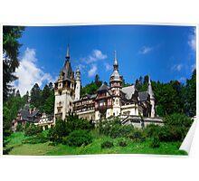 Peles castle Poster