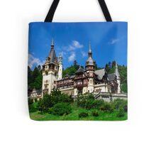 Peles castle Tote Bag