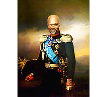 Sir Samuel Leroy Jackson Photographic Print