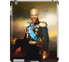Sir Samuel Leroy Jackson iPad Case/Skin