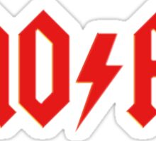 MOFO Rock & Roll Sticker
