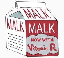 Malk, now with Vitamin R by omiliano