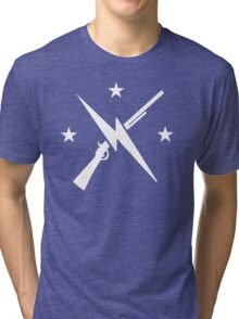 General, your orders. Tri-blend T-Shirt