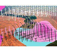 Human Landscape Photographic Print