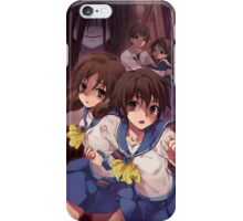 Corpse Party Anime iPhone Case/Skin