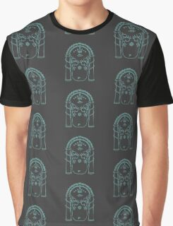 Dwarf Door Graphic T-Shirt