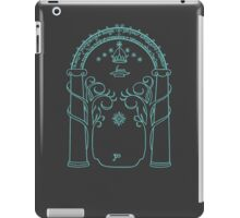 Dwarf Door iPad Case/Skin