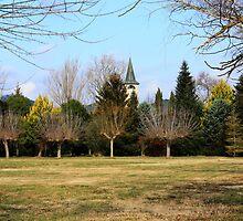 Bells among trees - Banyoles (Catalonia) by garigots