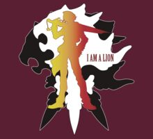 I am a Lion! by agustindesigner