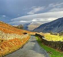 The Road To Wastwater by Jamie  Green