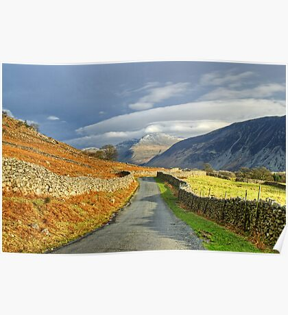 The Road To Wastwater Poster
