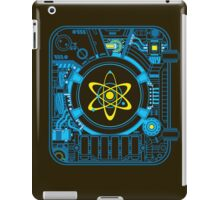 Powered by Atom_ver.03 iPad Case/Skin