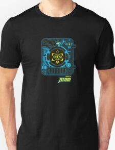 Powered by Atom_ver.03 Unisex T-Shirt